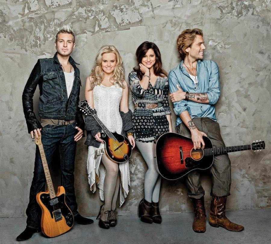 Gloriana, fresh off chart success,  is headlining the annual concert that UPC puts on for students.