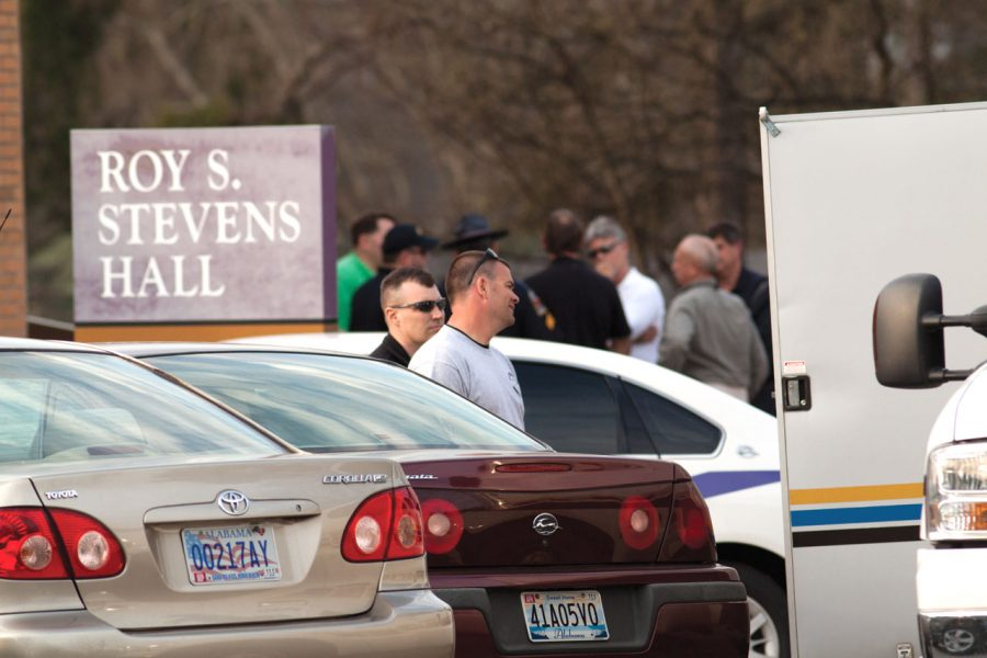 The Stevens Hall suspicious powder investigation last month forced the Office of University Communications to act quickly to transmit information.