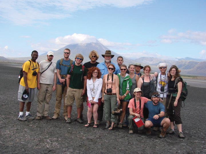 UNA+geography+students+stand+in+front+of+Oldoinyo+Lengai%2C+an%0Aactive+volcano+at+Lake+Natron.%0A