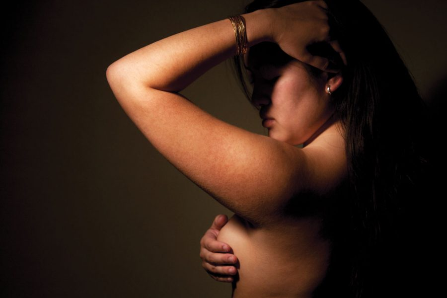 Breast cancer will affect one in eight women in the U.S. during their lives, according to Peggy Bergeron. The American Cancer Society said 2,000 cases of breast cancer will occur in men this year.