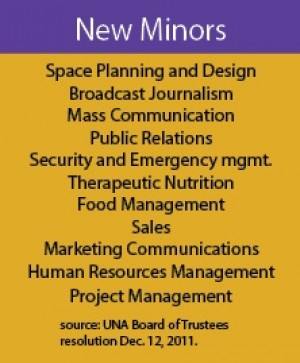 New+academic+minors+provide+more+opportunities+for+students