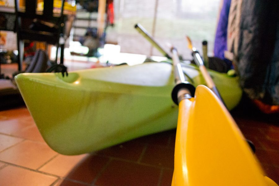 Kayaks+are+available+to+rent+at+the+Outdoor+Adventure+Center+on+campus.%C2%A0%0A