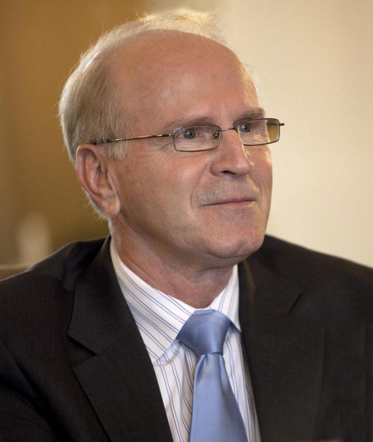 Dr.+Dan+Hendricks+has+been+named+the+new+VP+of+university+advancement.%0A