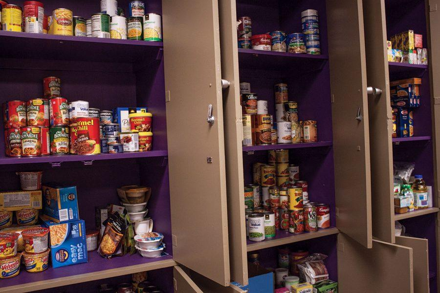 The+Feeding+the+Pride+food+pantry%2C+located+in+GUC+225c%2C+stocks+food+received+from+donations+to+give+to+students+who+are+in+need.+UNA+student+Julia+Henderson+worked+for+the+past+two+years+to+open+the+pantry+on+campus+this+fall+semester.%0A
