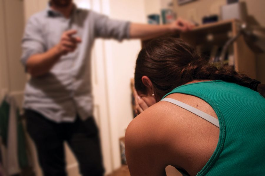 Officials say some individuals in an emotionally abusive relationship may not realize whats happening.