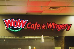 Officials said during an open forum with SGA on Thursday, Nov. 15 that moving World of Wings out of the SRC is not a feasible option at this time.