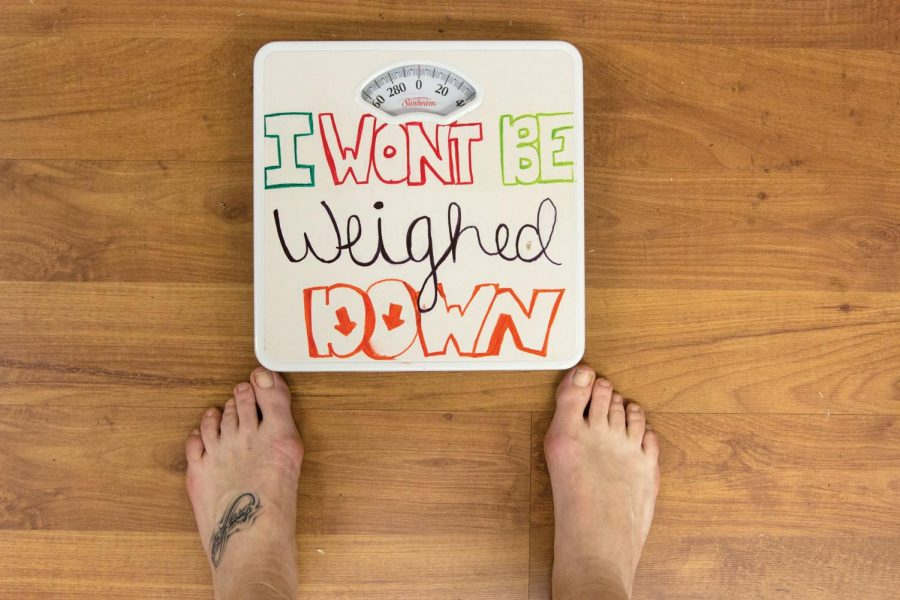 Campus discusses eating disorders