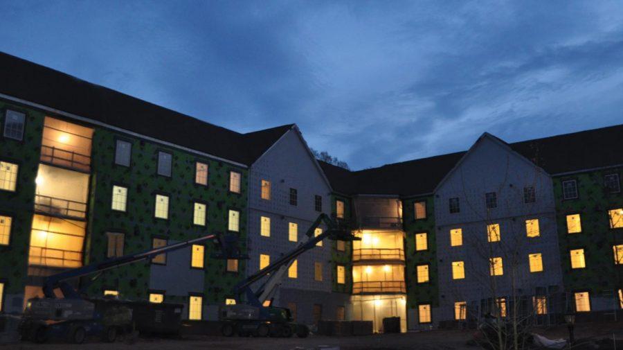 UNA%27s+new+residence+hall