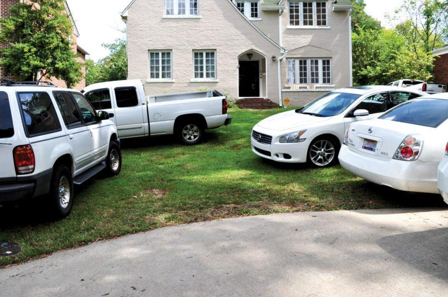 Florence residents discuss perils of having student neighbors