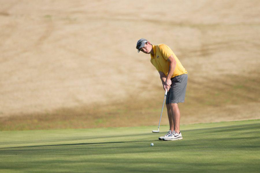 Golf+team+heats+up+heading+toward+conference+tournament