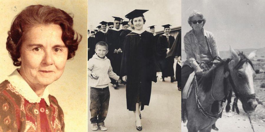 Eunice+Trimm+is+an+alumna+who+began+her+college+career+in+1930+when+UNA+was+still+Florence+State+Teacher%E2%80%99s+College.+After+earning+her+teaching+degree%2C+she+traveled+to+Japan+and+France+to+teach+children+of+Air+Force+personnel.