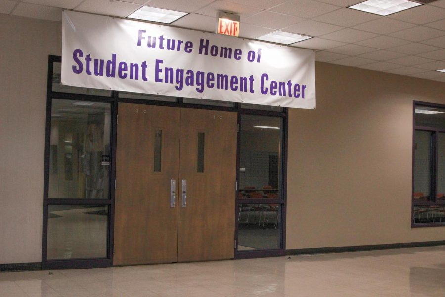 The old campus bookstore in the Guillot University Center remains unused. Officials say renovations to turn it into a shared office for the Student Government Association and the Office of Student Engagement begin this November.