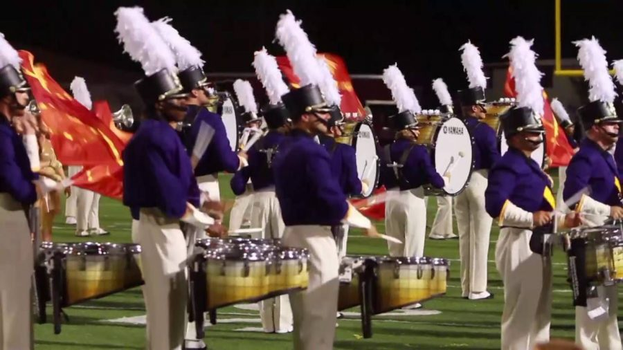 University of North Alabama Pride of Dixie