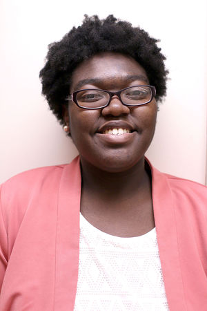 Jasmine Fleming, Editor-in-Chief