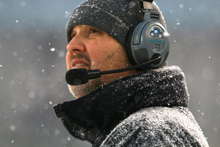 New+North+Alabama+head+coach+Chris+Willis+looking+on+as+the+Lions+played+in+the+Division+II+National+Championship+in+Kansas+City%2C+Kansas%2C+Dec.+17.+Willis+has+spent+the+past+15+years+at+UNA+as+an+assistant+under+three+different+head+coaches%2C+and+is+tasked+with+replacing+legendary+head+coach+Bobby+Wallace.