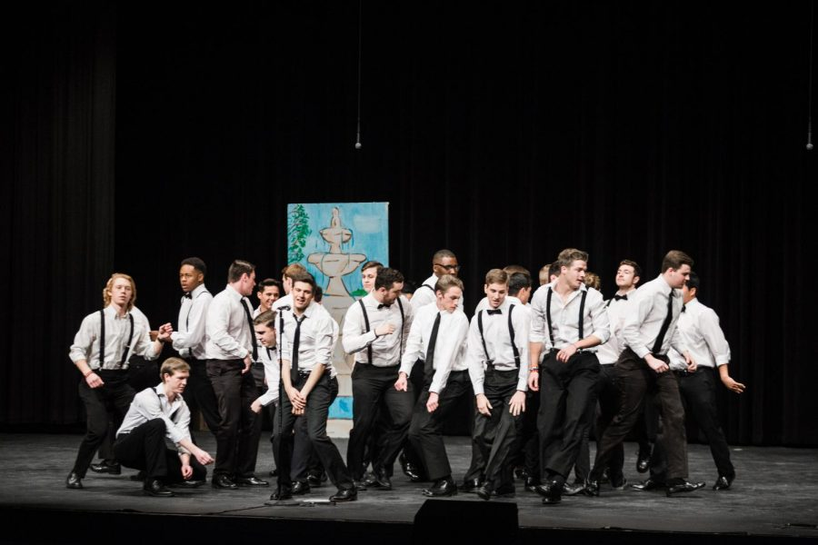 Last+year%27s+overall+winner+performed+their+Justin+Timberlake+inspired+routine.+%22I+enjoy+spending+quality+time+with+my+brothers+%28in+Kappa+Sigma%29+while+raising+money+for+a+good+cause%2C%22+said+sophomore+Casey+Borden.