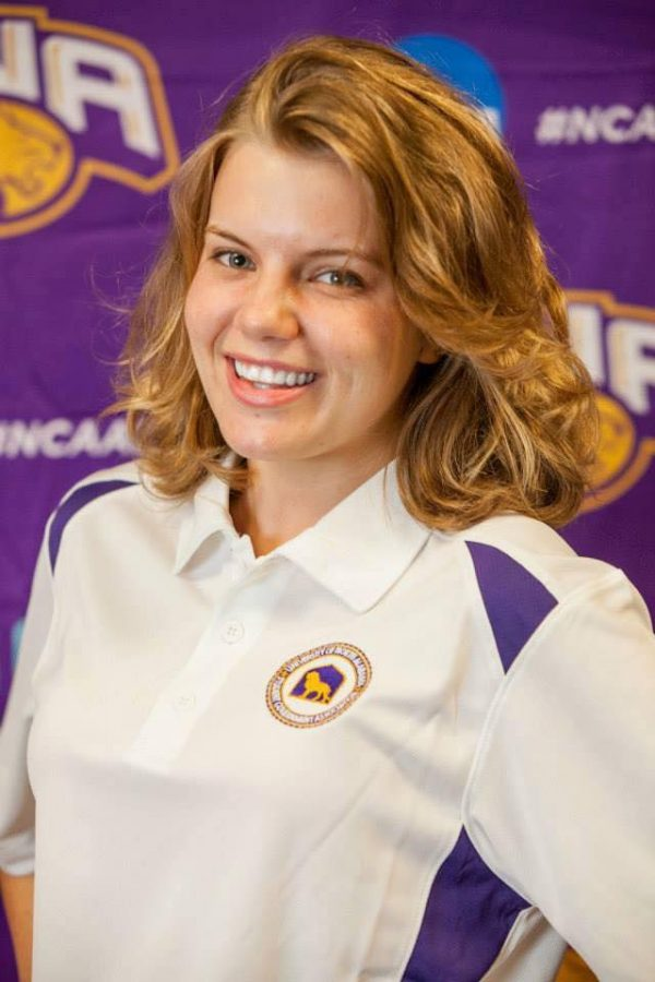 Senior Mollie Schaefer became the first UNA student to receive a grant from the Fulbright U.S. Student Program. She will leave for the Czech Republic in August and stay for 10 months.