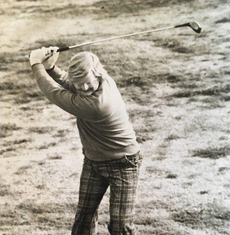 Billy Pomeroy - Golf (1973-76)