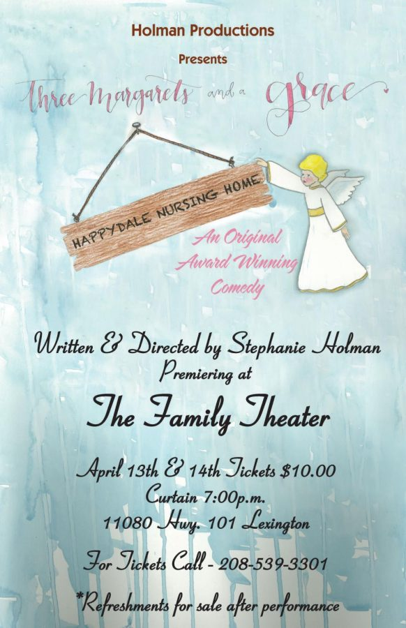Junior+Stephanie+Holman%E2%80%99s+play+%E2%80%9CThree+Margarets+and+a+Grace%E2%80%9D+will+premiere+at+Lexington%E2%80%99s+Family+Theatre+April+13+and+14.+This+marks+Holman%E2%80%99s+third+directorial+feature+in+her+18-year+theater+career+and+her+first+to+premiere+in+Alabama.