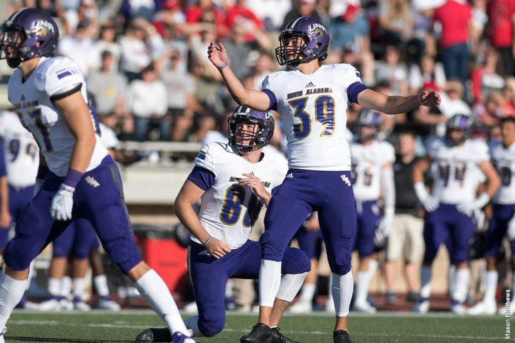 UNA wins first Division I football game