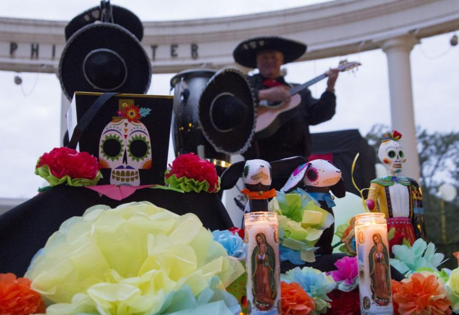 The+history+and+rituals+within+Dias+de+los+Muertos