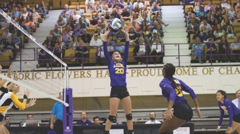 UNA+volleyball+was+voted+as+the+eighth+best+team+in+the+ASUN+in+the+annual+preseason+rankings+following+a+4-21+record+in+the+first+year+of+Division+1+play.