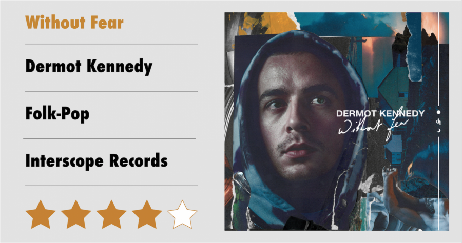 Dermot Kennedy Album explores emotion 'Without Fear'