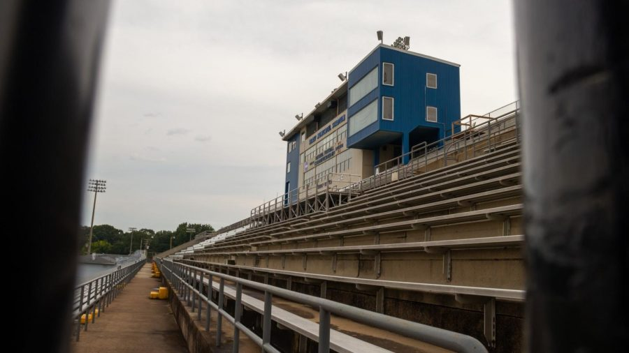 Braly++Stadium+sits+dormant+awaiting+the+kickoff+for+the+2020+FHS+season.+Coach+Hester+and+his+coaching+staff+are+taking+all+precautionary+measures+issued+by+the+school+and+CDC.+Players+are+practicing+to+prepare+for+a+full+season+amidst+the+pandemic.+AHSAA+will+be+closely+monitoring+the+pandemic+throughout+the+season+to+produce+a+2020+schedule.+