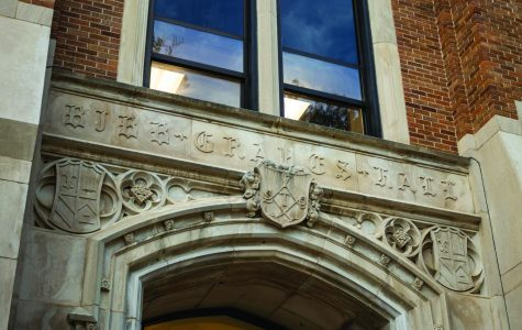UNA's Bibb Graves Hall was named after David Graves, a former Ala. governor and KKK ally. Many feel that it is time to name the building, which houses administrative offices and classrooms, after someone all students can admire.