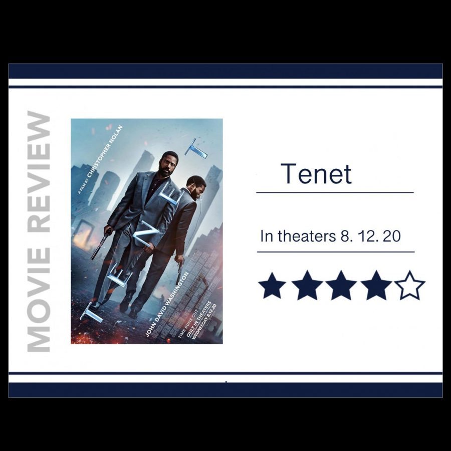 Christopher Nolan's 'Tenet' highly enjoyable