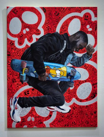 """b4bonah"" by Erika Mahmud, Best of Show"