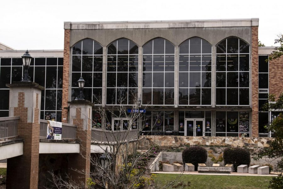 The Guillot University Center (GUC) is known for having a weeping ghost by the name of Pricilla, who is said to have committed suicide after failing her classes and fearing disappointment.