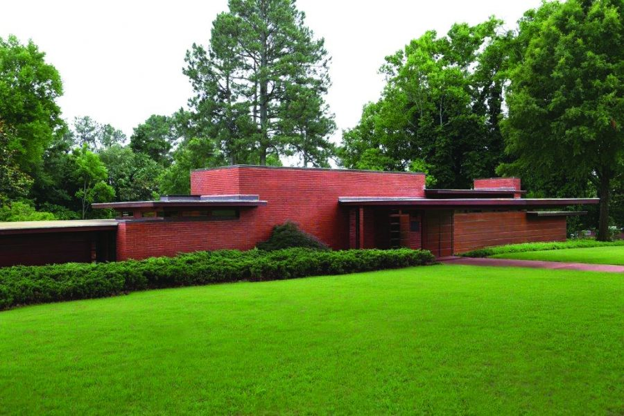 Rosenbaum+House+Museum%2C+a+home+designed+by+Frank+Lloyd+Wright%2C+was+built+to+accommodate+for+the+Rosenbaum+family+and+was+donated+to+the+City+of+Florence+in+1999.+Since+the+COVID-19+pandemic%2C+tours+of+this+museum+have+significantly.