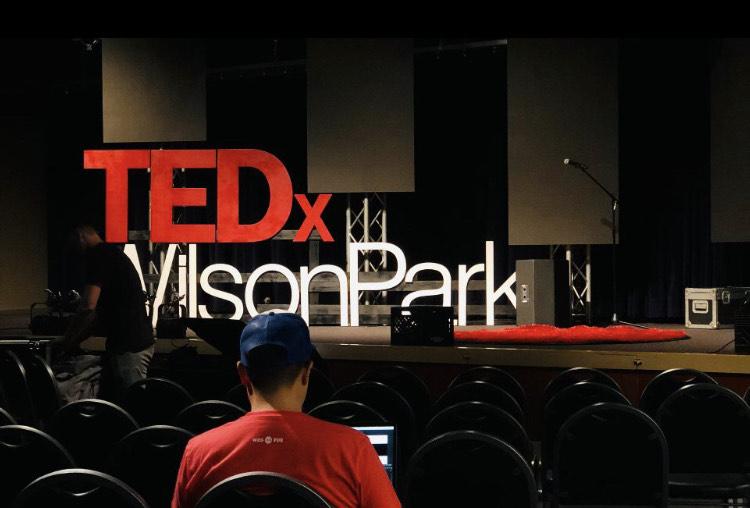 TEDx in Wilson Park