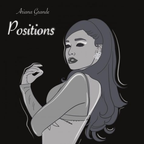 Grande's 'Positions' sees highs and lows