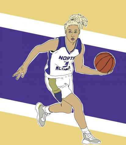 UNA women's basketball back in ASun play