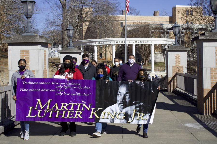 Remembering the legacy of Martin Luther King Jr.