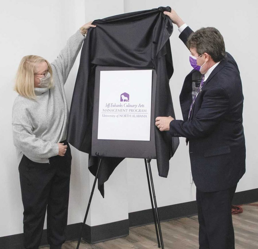 Culinary Arts program renamed after alumnus
