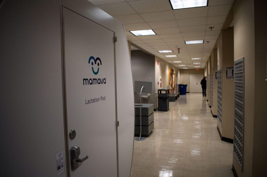 UNA adds Mamava pod for nursing mothers