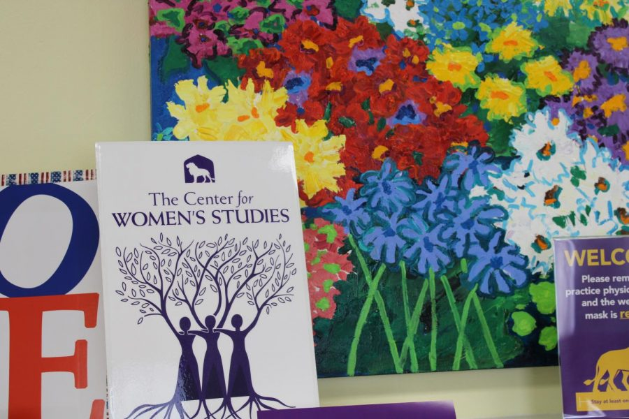 The Women's Center is located on North Wood Ave. The Center's mission is to educate, support and reach out to women on UNA's campus in the context of a global community.