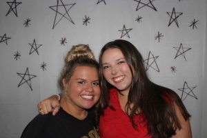 Jesslyn Downey (Left) and Marina McMullen (Right) are a songwriting  duo, artist and manager team, sorority sisters and best friends who are working to release music.