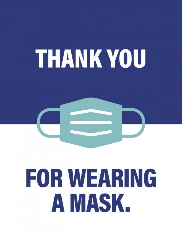 UNA still requires mask despite local lifting