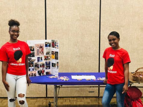 BLA members not only get to participate in discussion on topics like campus safety and relationships, but they also get the opportunity to volunteer and network. Events BLA has hosted in the past are Black Jeopardy, a Breast Cancer cupcake fundraiser and more.