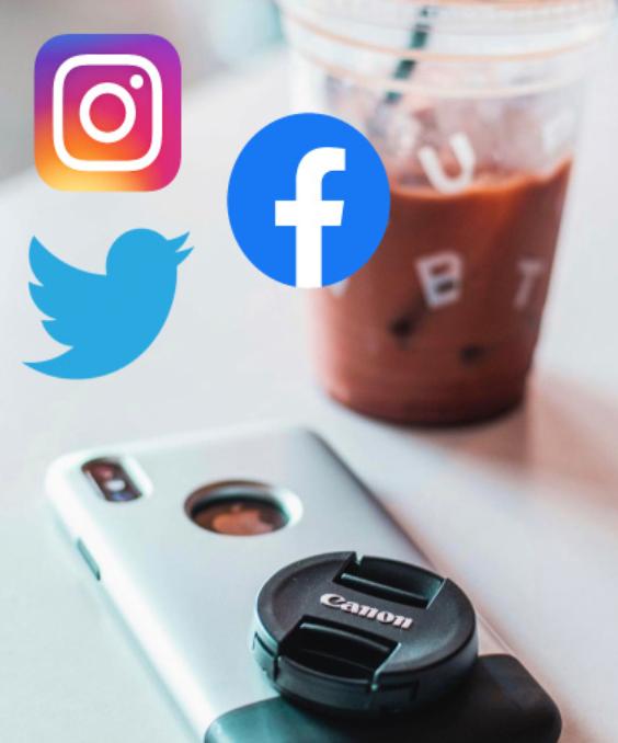 Using social media in a healthy way