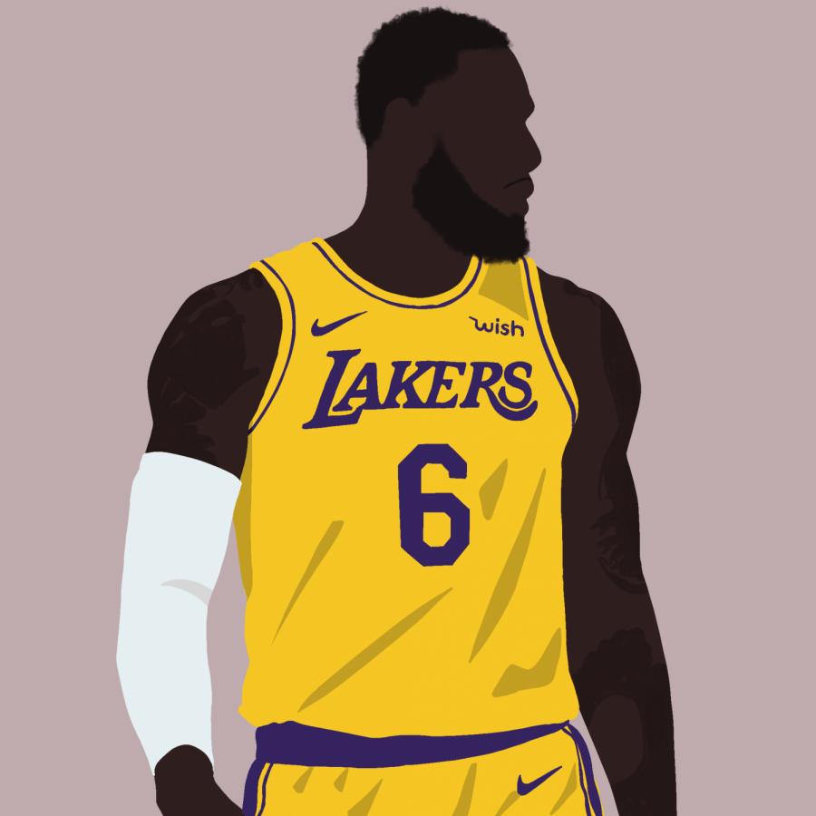 NBA preseason opener: Lakers vs Nets