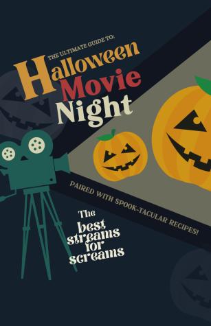 Stream, Snack and Scream this Halloween